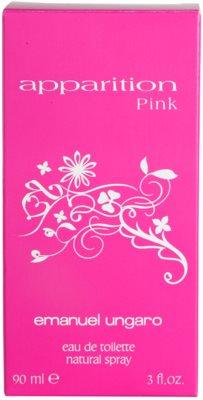 Emanuel Ungaro Apparition Pink туалетна вода для жінок 3
