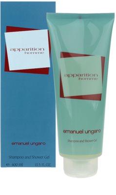 Emanuel Ungaro Apparition Homme sprchový gel pro muže