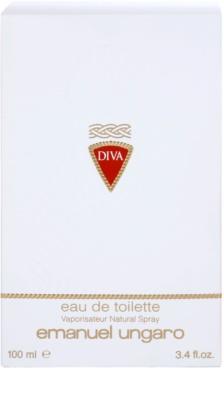Emanuel Ungaro Diva woda toaletowa dla kobiet 4