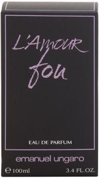 Emanuel Ungaro L´Amour Fou parfumska voda za ženske 4