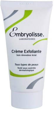 Embryolisse Cleansers and Make-up Removers peeling cremoso para pele radiante