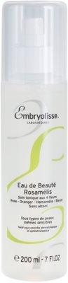 Embryolisse Cleansers and Make-up Removers cvetlični tonik za obraz v pršilu