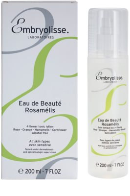 Embryolisse Cleansers and Make-up Removers Tónico floral para o rosto em spray 2