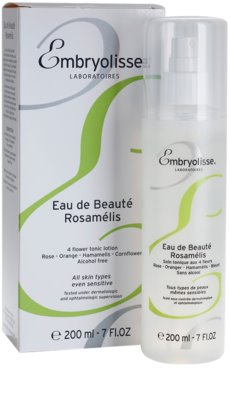 Embryolisse Cleansers and Make-up Removers Tónico floral para o rosto em spray 3