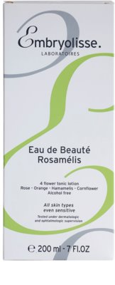 Embryolisse Cleansers and Make-up Removers Tónico floral para o rosto em spray 4