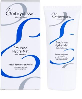 Embryolisse Moisturizers mattierende Emulsion mit feuchtigkeitsspendender Wirkung 1