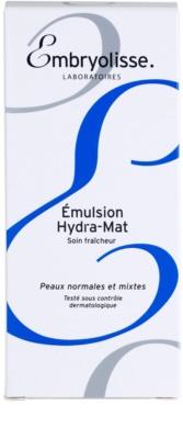 Embryolisse Moisturizers mattierende Emulsion mit feuchtigkeitsspendender Wirkung 3