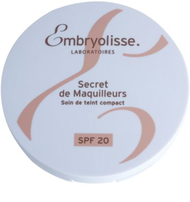 Embryolisse Artist Secret Products make-up compact SPF 20 3