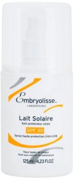Embryolisse Sun Care losjon za sončenje v pršilu SPF 30