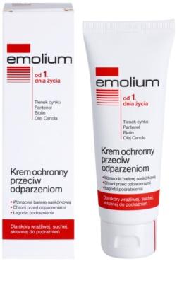 Emolium Body Care védőkrém a bőr irritációja ellen 1