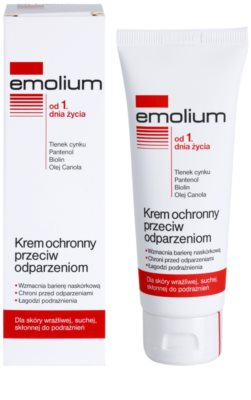 Emolium Body Care Schutzcreme gegen Wundsein 1