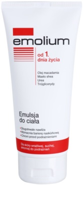 Emolium Body Care Körperemulsion für trockene und empfindliche Haut