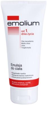 Emolium Body Care loção corporal para peles secas e sensíveis