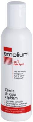 Emolium Body Care ulei de corp cu lipide pentru piele uscata si sensibila
