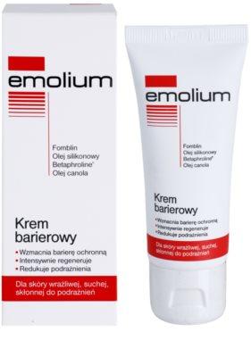 Emolium Body Care crema protectora para pieles secas y sensibles 1