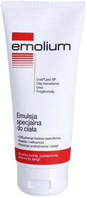 Emolium Body Care lotiune de corp speciala pentru ten uscat si iritat