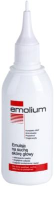 Emolium Hair Care emulzió a száraz és érzékeny fejbőrre