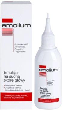 Emolium Hair Care emulzió a száraz és érzékeny fejbőrre 1
