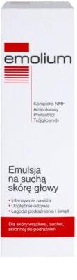 Emolium Hair Care emulzió a száraz és érzékeny fejbőrre 2