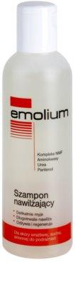 Emolium Hair Care champô hidratante  para couro cabeludo seco a sensível