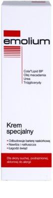 Emolium Skin Care спеціальний крем для сухої та подразненої шкіри 2