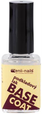 Enii Nails Base Coat alapozó körömlakk