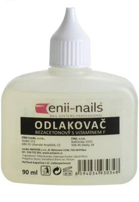 Enii Nails Care odstranjevalec laka za nohte brez acetona
