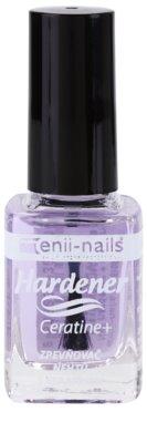 Enii Nails Hardener festigender Nagellack mit Keratin
