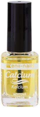 Enii Nails Kalcium зміцнюючий поживний засіб для нігтів