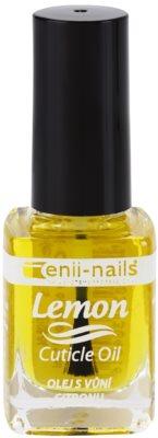 Enii Nails Cuticle Care Lemon regeneráló olaj a körmökre és a körömbőrre