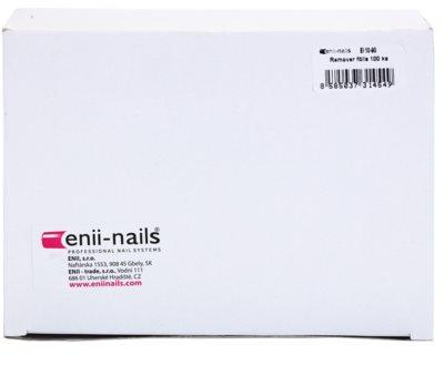 Enii Nails Remover zselés lakk eltávolító fólia 2