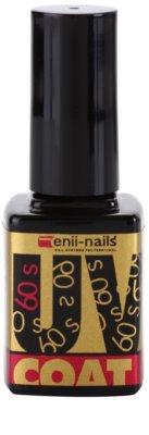 Enii Nails UV Top Coat hitro sušeči zgornji lak za nohte