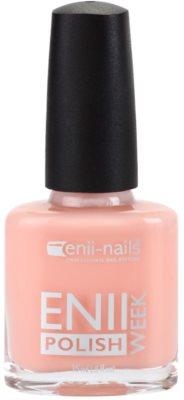 Enii Nails Week lak na nehty bez užití UV/LED lampy