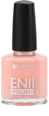 Enii Nails Week lak za nohte brez uporabe UV/LED lučke