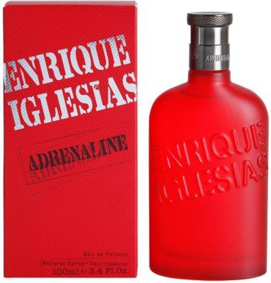 Enrique Iglesias Adrenaline Eau de Toilette para homens