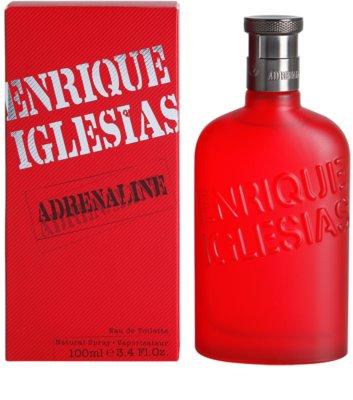Enrique Iglesias Adrenaline Eau de Toilette pentru barbati