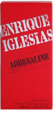 Enrique Iglesias Adrenaline Eau de Toilette para homens 4