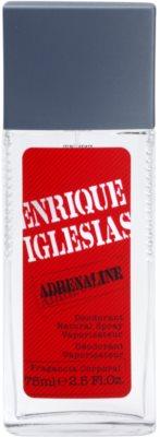 Enrique Iglesias Adrenaline Deo mit Zerstäuber für Herren