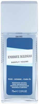 Enrique Iglesias Deeply Yours dezodorant v razpršilu za moške