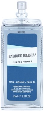Enrique Iglesias Deeply Yours spray dezodor férfiaknak 1