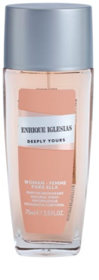Enrique Iglesias Deeply Yours dezodorant z atomizerem dla kobiet
