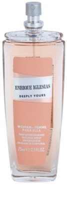 Enrique Iglesias Deeply Yours spray dezodor nőknek 1