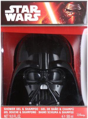 EP Line Star Wars 3D Darth Vader sprchový gél a šampón 2 v 1 1
