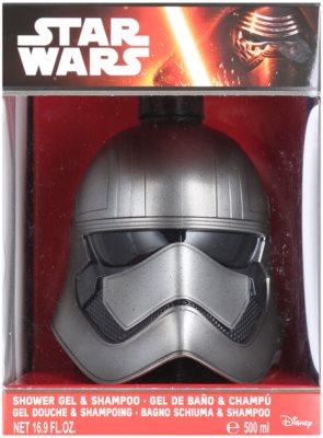 EP Line Star Wars 3D Phasma żel i szampon pod prysznic 2 w 1 1