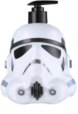 EP Line Star Wars 3D Stormtrooper tusfürdő gél és sampon 2 in 1