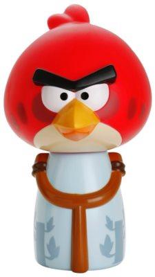 EP Line Angry Birds 3D sprchový gel a šampon 2 v 1
