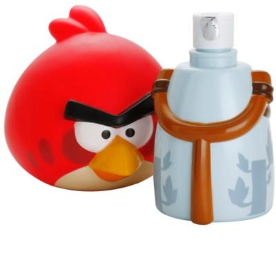 EP Line Angry Birds 3D gel de ducha y champú 2en1 1