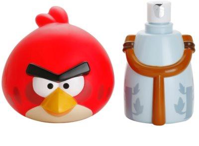 EP Line Angry Birds 3D gel de ducha y champú 2en1 2