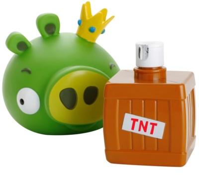 EP Line Angry Birds 3D gel de ducha y champú 2en1 para niños 1