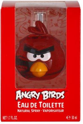 EP Line Angry Birds Red Eau de Toilette para crianças 4